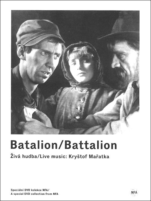 Batalion_DVD